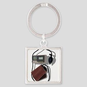 BloodPressure041109Shadow Keychains