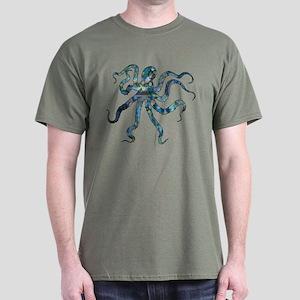 Octopus Dark T-Shirt