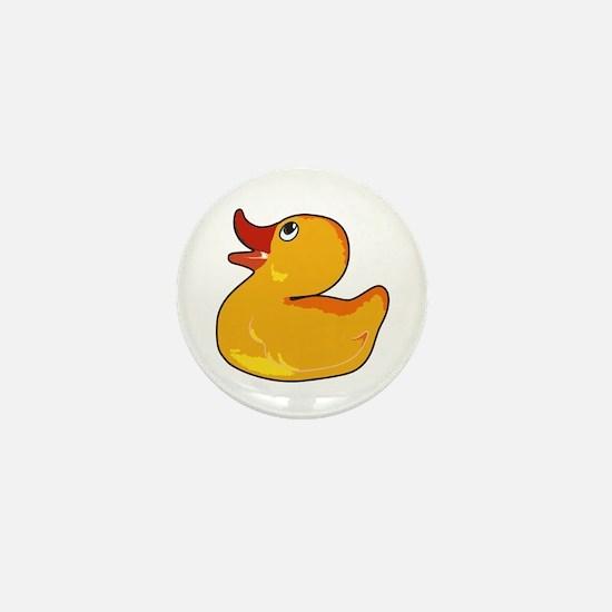 Cute Duckys Mini Button
