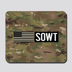 U.S. Air Force: SOWT (Camo) Mousepad