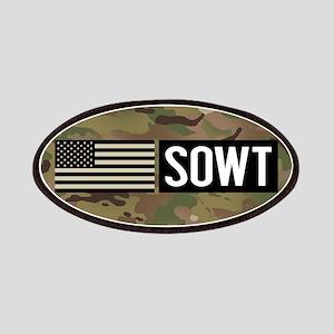 U.S. Air Force: SOWT (Camo) Patch