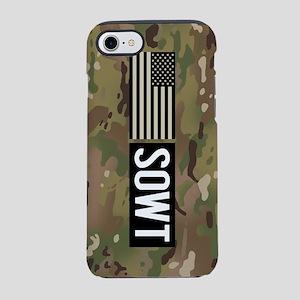 U.S. Air Force: SOWT (Camo) iPhone 8/7 Tough Case