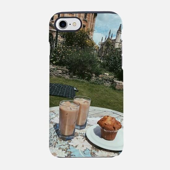 Cute Oxford england iPhone 8/7 Tough Case