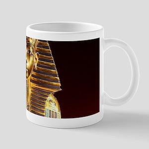 Egyptian Egyptian King Tut Gold Mask King Tut Mugs