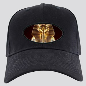Egyptian Egyptian King Tut Go Black Cap with Patch