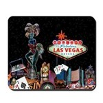 Las Vegas Lights Mousepad