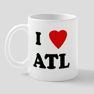I Love ATL Mug