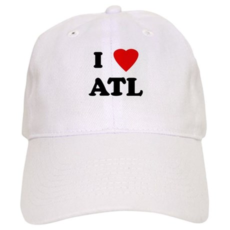 I Love ATL Cap