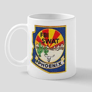 Arizona FBI SWAT Mug