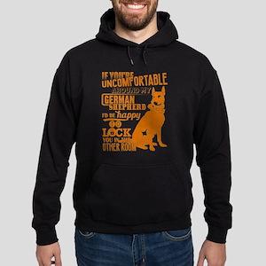 I Love Greman Shepherd T Shirt Sweatshirt
