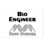 Body Builder Postcards (Package of 8)