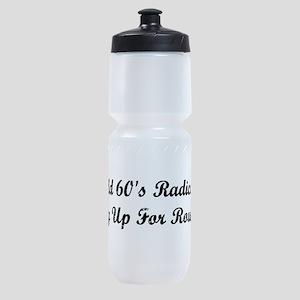 Old 60's Radical Sports Bottle