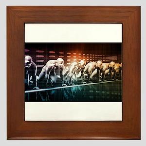 Creative Media and Framed Tile