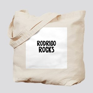 Rodrigo Rocks Tote Bag