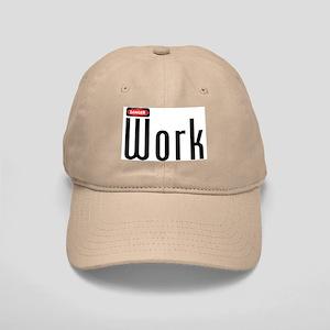 Danger: Work Cap