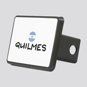 Quilmes Rectangular Hitch Cover