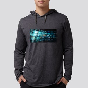 Data Stream of Int Long Sleeve T-Shirt