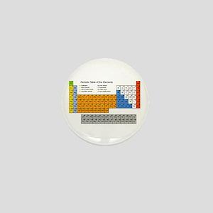 Periodic Table Mini Button