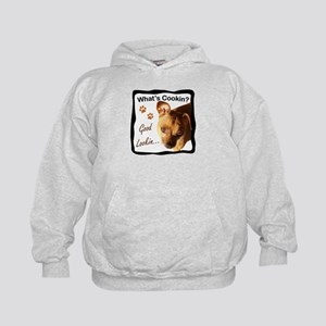 Funny Chihuahua What's Cookin Kids Hoodie