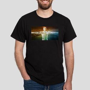 Internet Backgroun T-Shirt