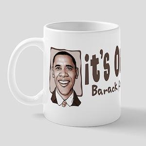 Obama Time Mug