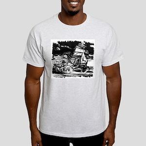 OCTOPUS ATTACK Light T-Shirt