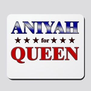 ANIYAH for queen Mousepad