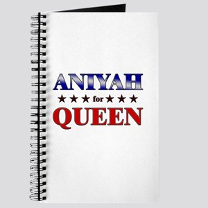 ANIYAH for queen Journal