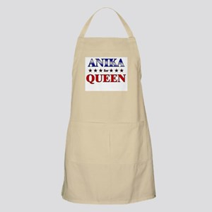 ANIKA for queen BBQ Apron