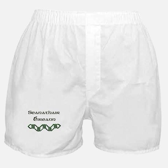 'Irish Grandfather' (Gaelic) Boxer Shorts