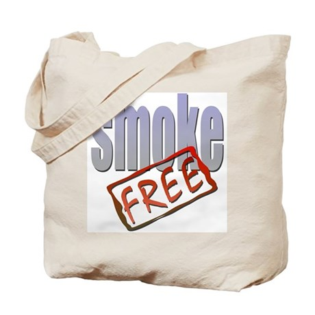 Smoke Free Tote Bag
