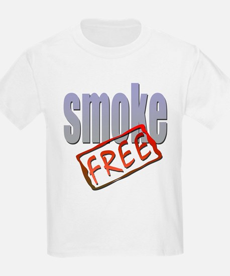 Smoke Free Kids T-Shirt