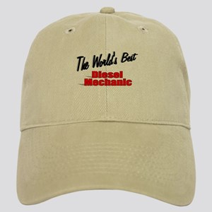"""The World's Best Diesel Mechanic"" Cap"