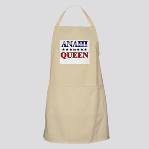 ANAHI for queen BBQ Apron