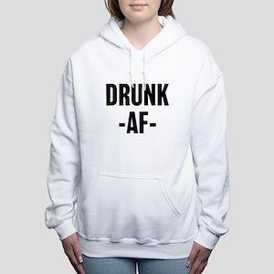 Funny Drunk AF shirt Sweatshirt