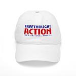 FreethoughtAction Logo Baseball Cap