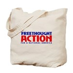 FreethoughtAction Logo Tote Bag