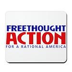 FreethoughtAction Logo Mousepad
