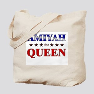 AMIYAH for queen Tote Bag