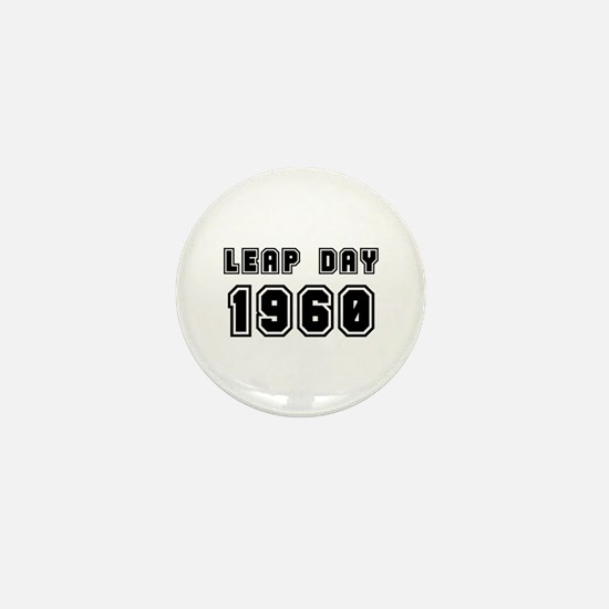 LEAP DAY 1960 Mini Button
