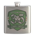 Shamrockers 35th Anniversary Flask