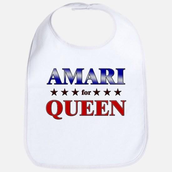 AMARI for queen Bib