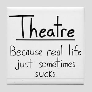 Theatre Tile Coaster