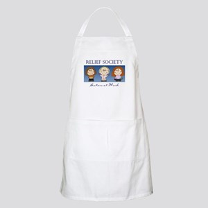 "Relief Society - ""Sisters at Work"" Apron"