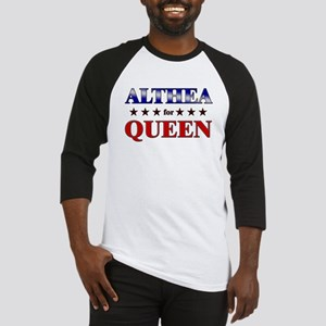 ALTHEA for queen Baseball Jersey