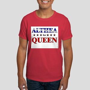 ALTHEA for queen Dark T-Shirt