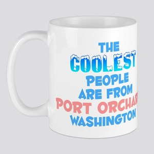 Coolest: Port Orchard, WA Mug