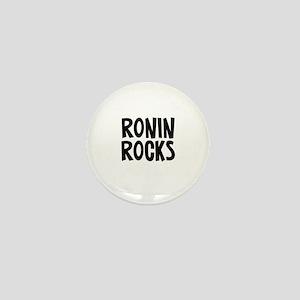 Ronin Rocks Mini Button