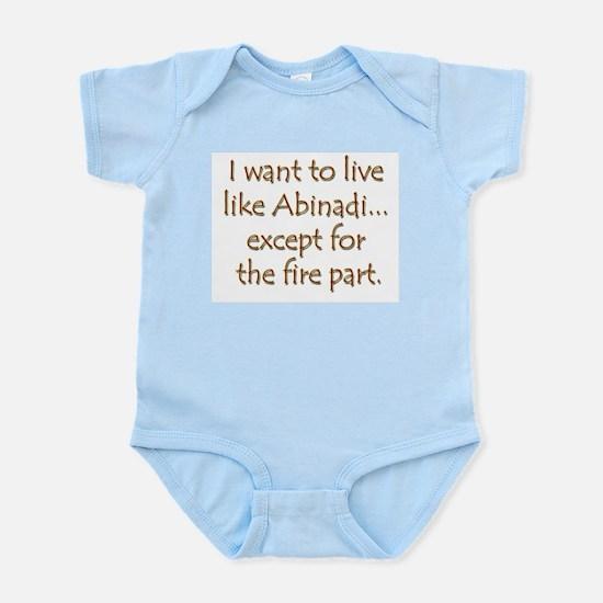 LDS Website- Abinadi Infant Creeper