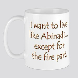 LDS Website- Abinadi Mug